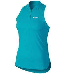 Майка жен. Nike Premier advantage SLVA polo blue