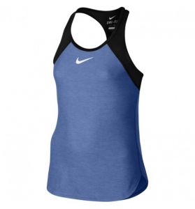 Майка дет. Nike Slam tank blue/black