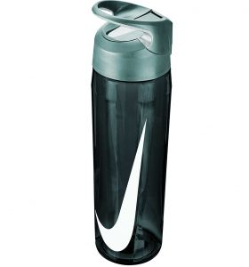 Бутылка NIKE TR HYPERCHARGE STRAW BOTTLE 24 OZ ANTHRACITE/COOL GREY/WHITE 24OZ