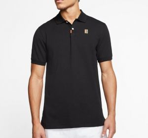 Поло муж. Nike The Polo Heritage slim black