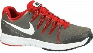 Кроссовки Nike Vapor court grey/red