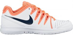 Кроссовки Nike Vapor court white/orange