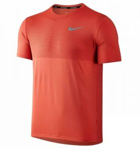 Футболка муж. Nike ZNL CL Relay top SS red