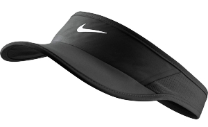 Козырек Nike featherlight 2.0 visor black