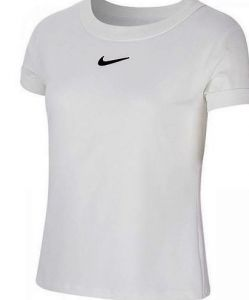 Футболка дет. Nike girl Dry top SS white