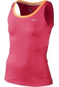 Майка дет. Nike power Tank girls coral-pink/orange