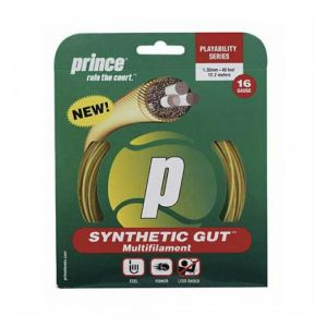 Струна Prince Synthetic Gut Multi 17 gold 12m