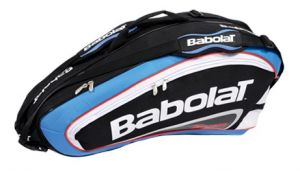 Чехол Babolat Team Racket x6 Blue
