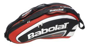 Чехол Babolat Team Racket x6 Red