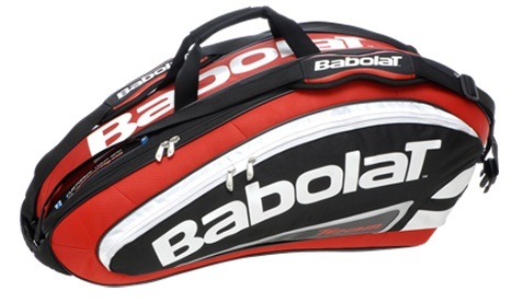 Чехол Babolat Team Racket x9 Red
