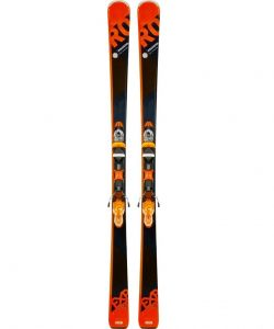 Лыжи Rossignol EXPERIENCE 80 HD + XPRESS 11 B83 BLACK/ORANGE