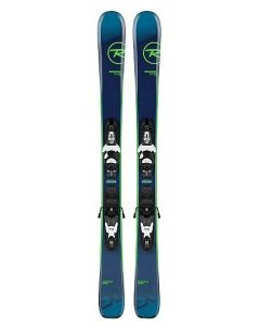 Rossignol EXPERIENCE PRO + KID-X 4 B76 BLACK/WHITE