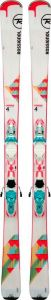Лыжи Rossignol FAMOUS 4 + XPRESS W 10 B83 WHT/TURQUOISE