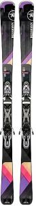 Лыжи Rossignol FAMOUS 6 + XPRESS W 11 B83 BLACK/WHITE