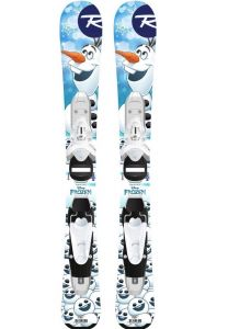 Rossignol FROZEN BABY + TEAM 4 B76 WHITE