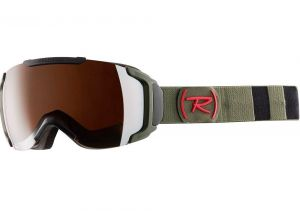 Маска Rossignol MAVERICK SONAR MILITARY GREEN