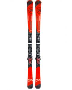 Лыжи Rossignol PURSUIT 400 CARBON + NX 11 FLUID B83 BLACK/RED