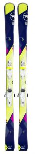 Лыжи Rossignol TEMPTATION 77 + XPRESS W 11 B83 WHITE YELLOW