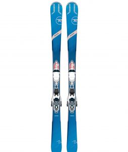 Лыжи Rossignol experience 74 w + xpress w 10 b83 white/blue