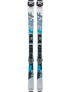 Лыжи Rossignol react r2 + xpress 10 b83 black