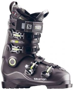 Ботинки Salomon X PRO Custom Heat Bk/Metablac