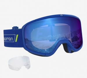 Маска горнолыжная Salomon FOUR SEVEN SIGMA Race/LL Ice B