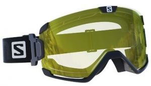Маска Salomon COSMIC ACCESS BK/LO LIGH L.YEL