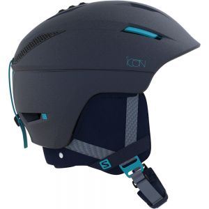 Шлем Salomon HELMET ICON C.AIR WISTERIA NAVY BLUE