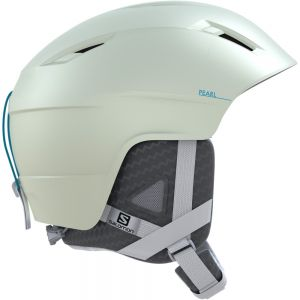 Шлем Salomon HELMET PEARL+ WHITE / BLUE BIRD