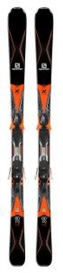 Лыжи Salomon M X-DRIVE 8.0 Ti + M XT12 BLACK/Orange
