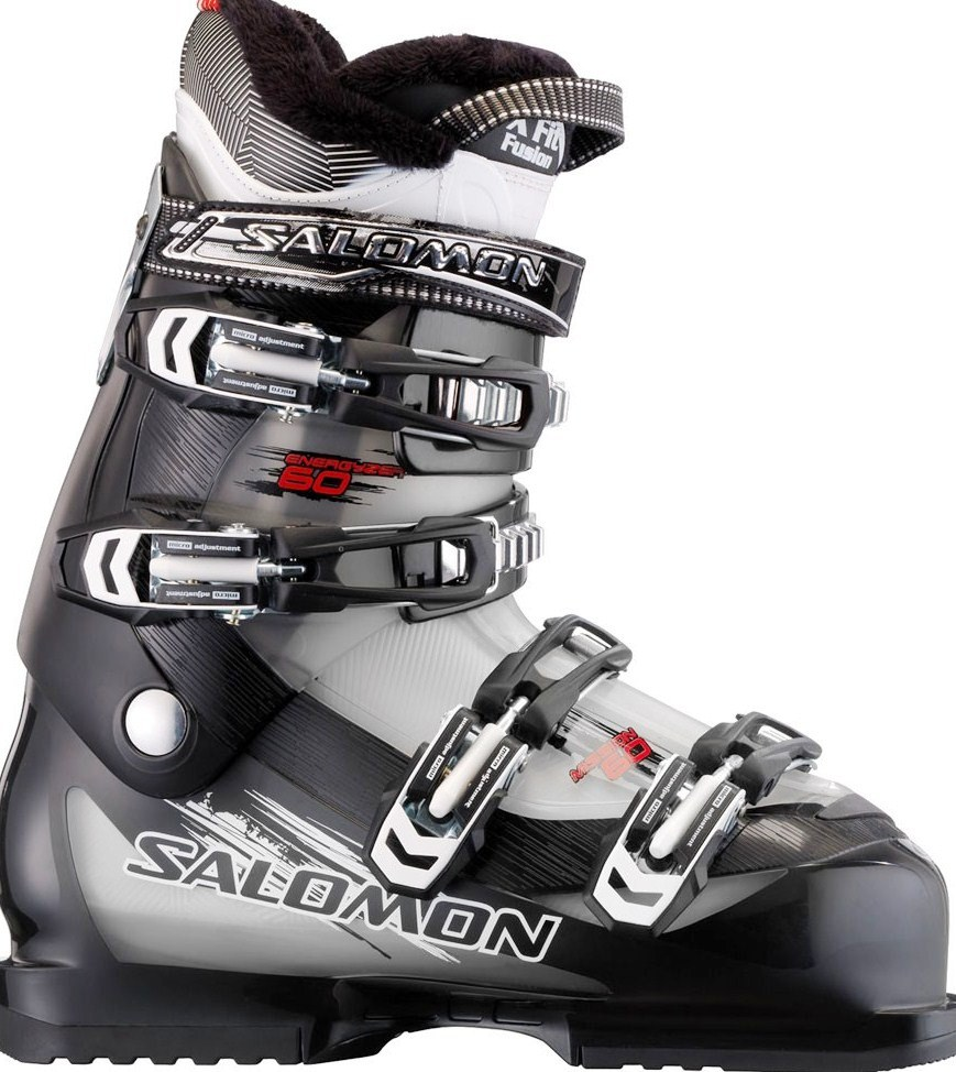Ботинки Salomon MISSION 60 Black/SHADE