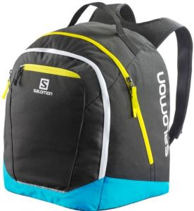 Рюкзак для ботинок Salomon ORIGINAL GEAR BACKPACK Bk/CYAN