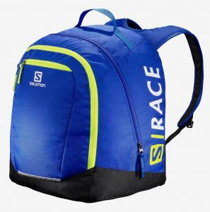 Сумка для ботинок Salomon ORIGINAL GEAR BACKPACK RACE B/NEON YELLO