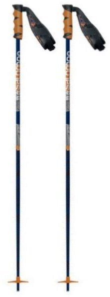 Палки Salomon POLES HACKER Blue/Orange
