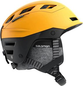 Шлем Salomon QST CHARGE Safran/Black