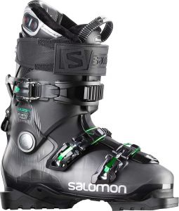 Ботинки Salomon QUEST ACCESS CUSTOM HEAT ANTHRACITE TRANSLUCE/BLACK/GREEN