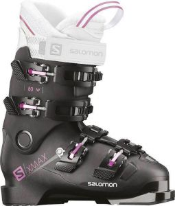 Salomon X MAX 80 W Black/Metablack/Pk
