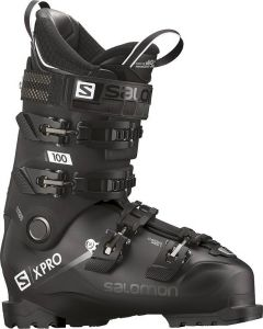 Salomon X PRO 100 Black/Metablack/Wh