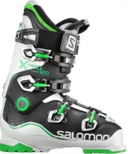 Ботинки Salomon X Pro 120 White/Black