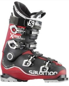 Ботинки Salomon X Pro 80 Red Translu./Black