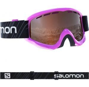 Маска Salomon juke access pink/univ.t.orange