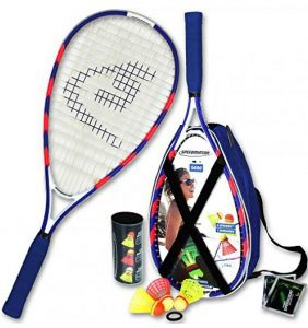 Набор Speedminton Set S600 navy/red