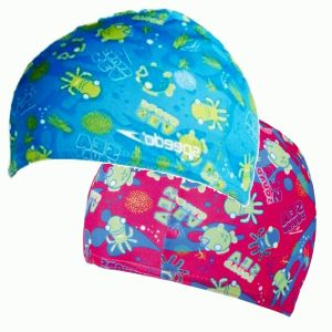 Speedo Sea Squad Polyester Cap