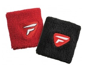 Напульсник Tecnifibre Wristband Black/Red/White