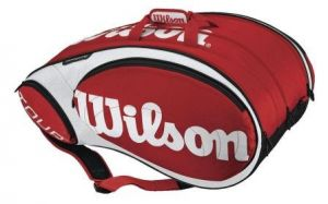 Сумка Wilson Tour 15 Pack Red