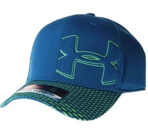 Кепка Under Armour Boys Billboard cap 2.0 blue