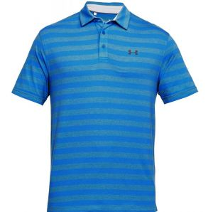 Поло муж. Under Armour CC Scramble polo blue