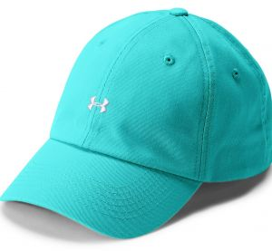 Кепка жен. Under Armour Favorite Logo Cap green