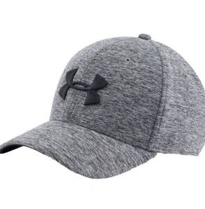 Кепка Under Armour Men's Twist Closer Cap grey
