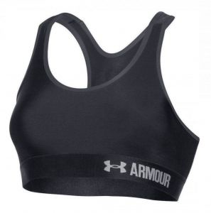 Топ жен. Under Armour Mid Solid black